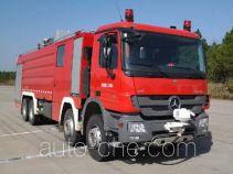 Yongqiang Aolinbao RY5382GXFPM180/T foam fire engine