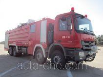 Yongqiang Aolinbao RY5382GXFSG180/T пожарная автоцистерна