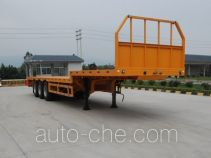 Shengbao SB9402TP полуприцеп с безбортовой платформой