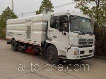 陕汽牌SBT5160TXSJ501型洗扫车