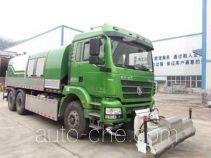 陕汽牌SBT5256GQXMM434型清洗车