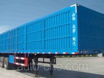 Beiyuda SBY9401XXY box body van trailer