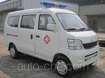 长安牌SC5020XJHF4型救护车