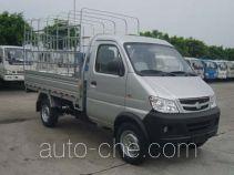 Changan SC5021CDD32CNG двухтопливный грузовик с решетчатым тент-каркасом