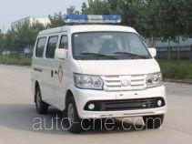 长安牌SC5028XJHKVA型救护车