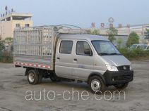 Changan SC5021CCYGAS53 грузовик с решетчатым тент-каркасом