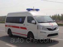 长安牌SC5031XJHA4型救护车