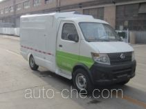 Changan SC5035ZZZDABEV electric self-loading garbage truck