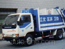 长安牌SC5040ZYS型压缩式垃圾车