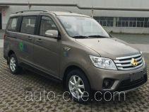 Changan SC6449E4CNG dual-fuel MPV