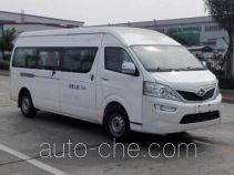 长安牌SC6611DBEV型纯电动客车