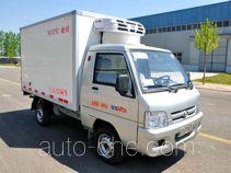 松川牌SCL5021XLC型冷藏车