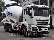 Chuanjian SCM5256GJBDL4 concrete mixer truck