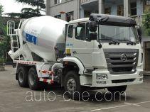 川建牌SCM5256GJBHH4型混凝土搅拌运输车
