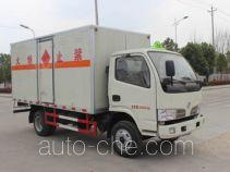 Runli Auto SCS5041XQYEV explosives transport truck