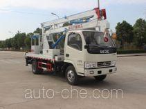 Runli Auto SCS5048JGKEQ aerial work platform truck