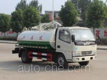 Runli Auto SCS5070GXED suction truck