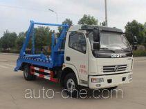Runli Auto SCS5080ZBSEQ skip loader truck