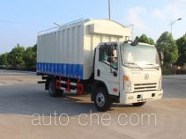 Bulk grain truck