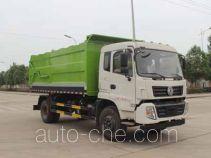 Runli Auto SCS5162ZDJEQ docking garbage compactor truck