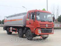 Runli Auto SCS5250GRYE flammable liquid tank truck