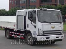 Yuanda SCZ5080CTYBEV electric garbage container transport truck