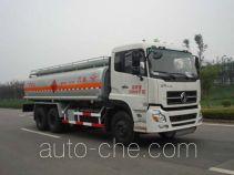 Yuanda SCZ5253GJY fuel tank truck