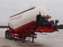 Liangshan Yangtian SDB9400GFL medium density bulk powder transport trailer