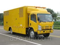 Yindao SDC5100TDY мобильная электростанция на базе автомобиля