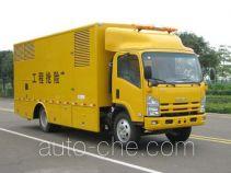Yindao SDC5100TQX инженерно-спасательный автомобиль