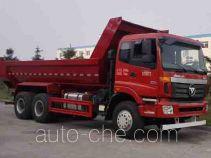蓬翔牌SDG3253GUMD1BJ型自卸汽车