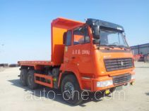 Pengxiang flatbed dump truck