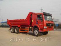 蓬翔牌SDG3257GUMD1ZZ型自卸汽车