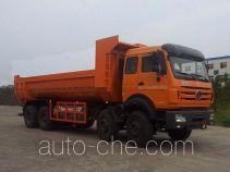 蓬翔牌SDG3310VTUL1ND型自卸汽车