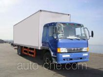 Pengxiang SDG5126XBW insulated box van truck