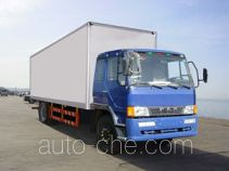 Pengxiang SDG5167XBW insulated box van truck