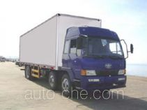 Pengxiang SDG5220XBW insulated box van truck