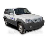 奥奔牌SDH5023XLCBC型冷藏车