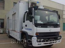 飞燕牌SDL5160XCS型厕所车