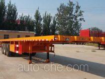 Yuntengchi SDT9400TPB flatbed trailer