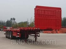 Yuntengchi SDT9400TPBE flatbed trailer