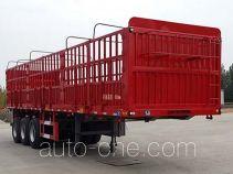 运腾驰牌SDT9401CCY型仓栅式运输半挂车