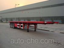Wanshida flatbed trailer