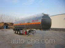 Wanshida SDW9402GYYC полуприцеп цистерна алюминиевая для нефтепродуктов