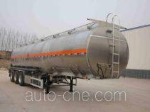 Wanshida SDW9404GYYC aluminium oil tank trailer