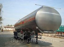 Wanshida SDW9405GYYA aluminium oil tank trailer