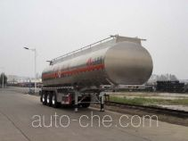Wanshida SDW9406GYYA aluminium oil tank trailer
