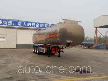 Wanshida SDW9408GYYC полуприцеп цистерна алюминиевая для нефтепродуктов
