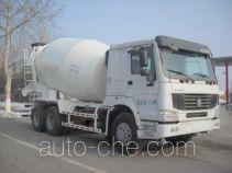 Janeoo SDX5253GJBHO concrete mixer truck