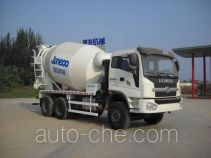 建友牌SDX5253GJBRO型混凝土搅拌运输车